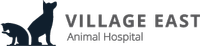 Village East Animal Hospital Logo
