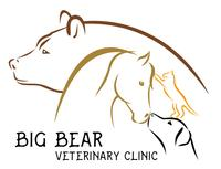 Big Bear Veterinary Clinic Logo